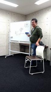 2017年11月26日 エフェクティブコーチ養成講座東京第5期スタートしました。