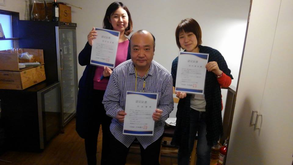 2017年11月3~4日「SCANベーシック仙台1期」終了しました。